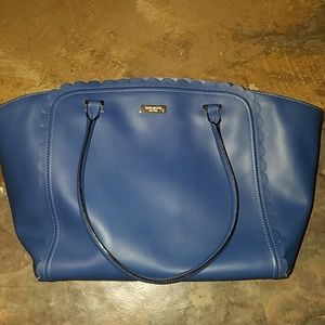 Kate Spade Scalloped Edge Large Bag